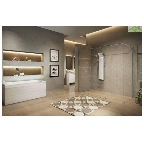 Colonne de douche mécanique ou thermostatique NOVELLINI VANITY 125 cm