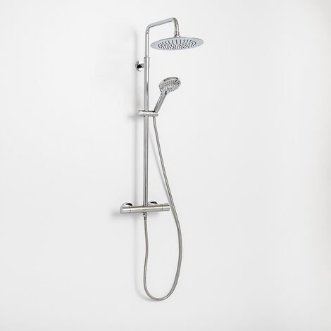 Colonne de douche mitigeur thermostatique CLEVER - 61000