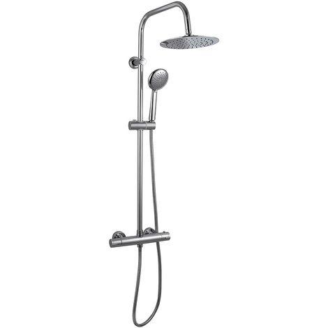 Colonne de douche mitigeur thermostatique / dervenn