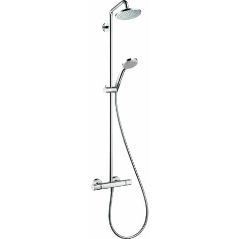 Colonne de douche Showerpipe Croma 160 thermostatique Hansgrohe