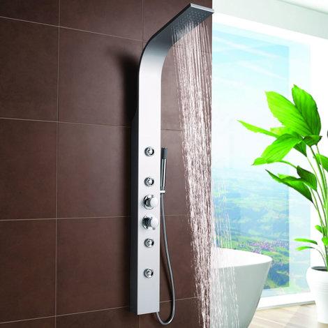 Funciones y opciones del conjunto de ducha