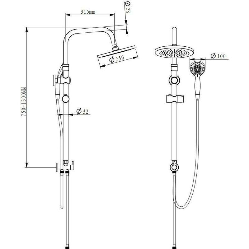 huiouer 91C4 Amp/èrem/ètre DC analogique de Courant Panneau Pointeur m/écanique Type 1//2//3//5//10//20//30//50//100//200//300//500mA A A