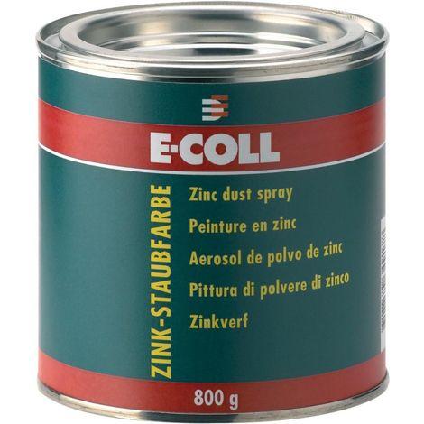 Color del polvo del cinc 800g puede de E-COLL