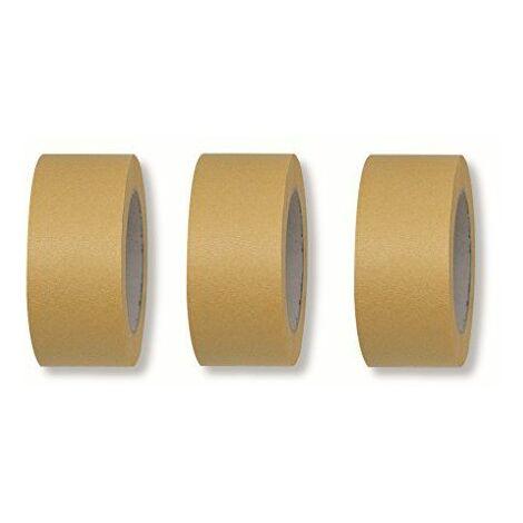 Color Expert 96008110 Lot Promo Complet Rouleau Adhésif de Papier Cache Lisse 50 m