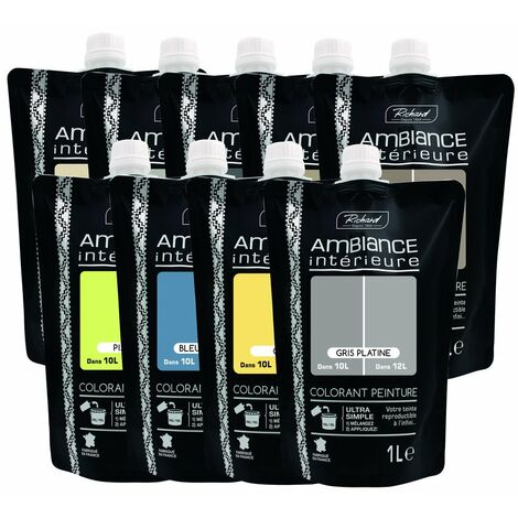 Colorant Ardoise 1l - AMBIANCE