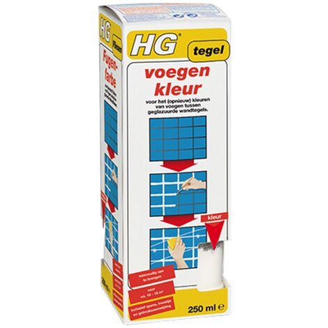 Colorant de joint HG 'Carrelages' Blanc 250 ml