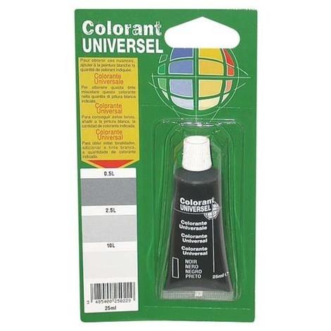 COLORANT UNIVERSEL - Colorant - noir - 25 mL