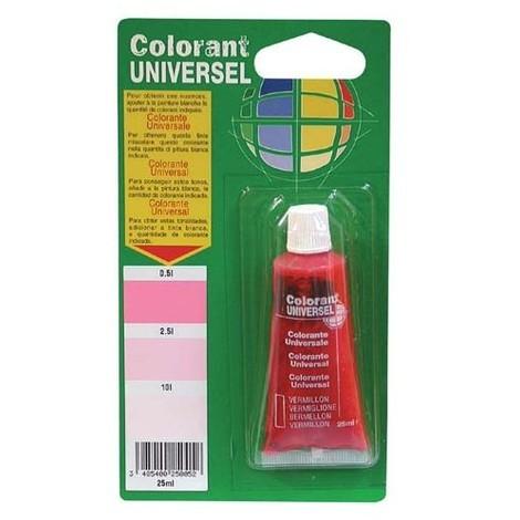COLORANT UNIVERSEL - Colorant - vert moyen - 25 mL
