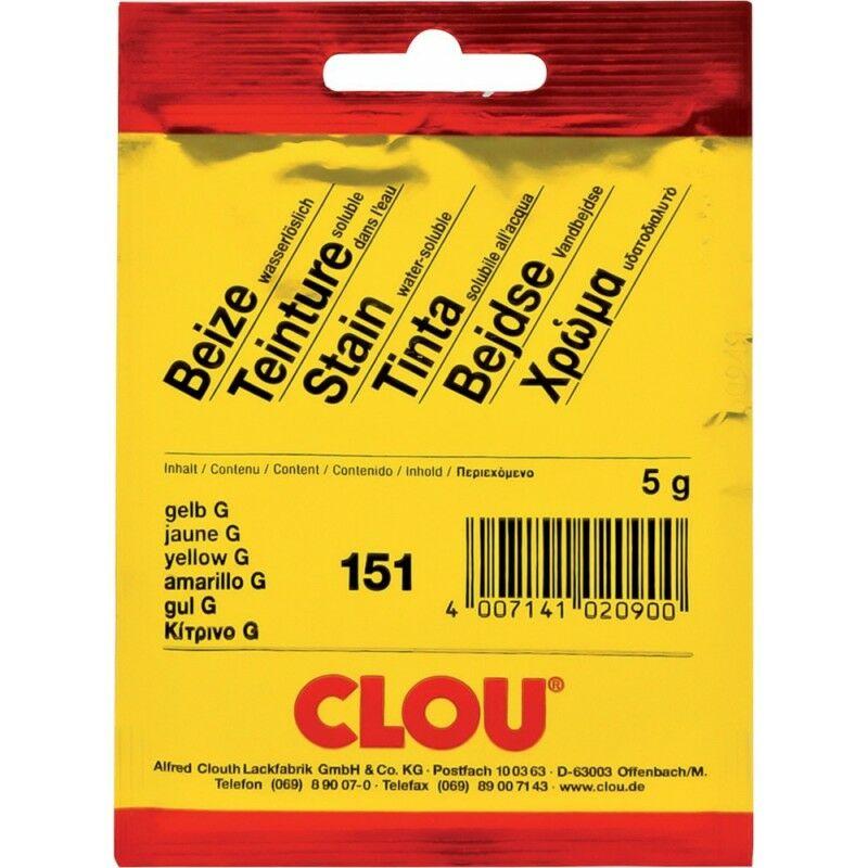 Image of Clouth - Colorante Solubile In Acqua) Nr. 151 G Giallo