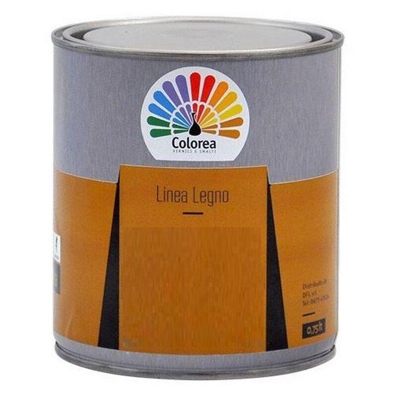 Image of impregnante vernice per legno castagno 2,5 lt anti muffe e funghi protegge e decora Castagno - Colorea