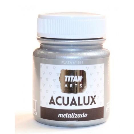 Colores Metalizados Acualux Titan