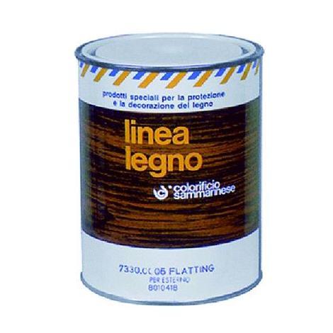 Colorificio Sammarinese Vernice Flatting Trasparente Lucida Lt. 0,750