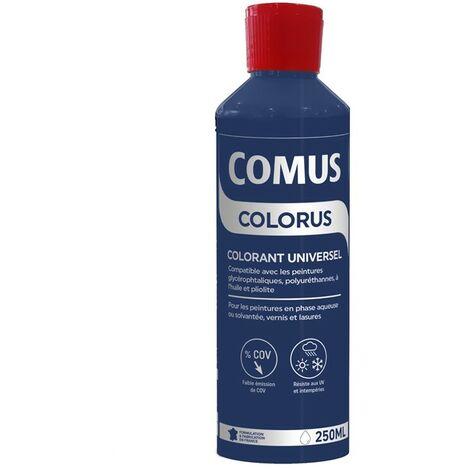 COLORUS 2010 - BLEU HELIO 250ml - Colorant Universel Ultra-Concentré - COMUS