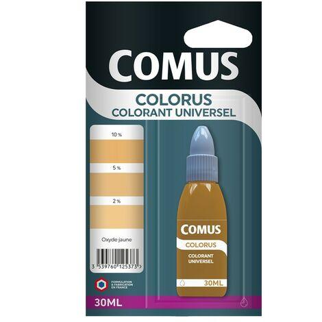 COLORUS 2010 - COMUS - Colorant Universel ultra concentré