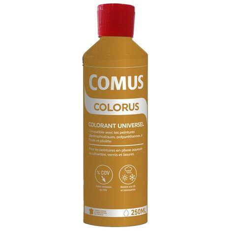 COLORUS 2010 - OXYDE JAUNE 250ml - Colorant Universel Ultra-Concentré - COMUS