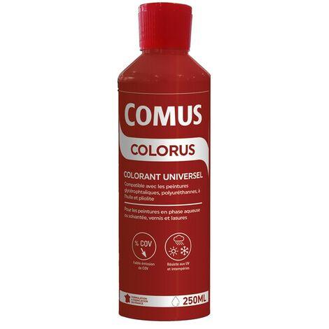 COLORUS 2010 - ROUGE 250ml - Colorant Universel Ultra-Concentré - COMUS