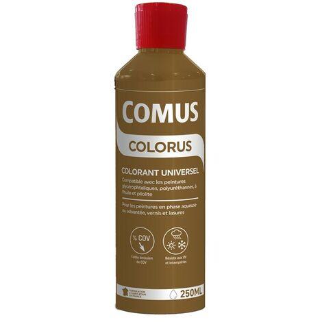 COLORUS 2010 - SIENNE NATURELLE 250ml - Colorant Universel Ultra-Concentré - COMUS