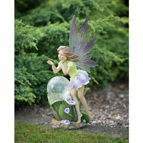Colour Changing Outdoor Garden Solar Powered Fairy Tale Light