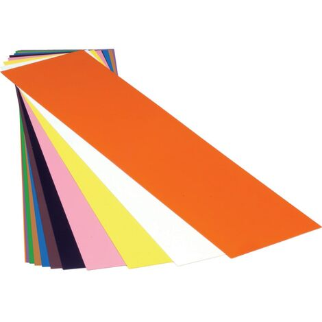 Colour-Coded Plastic Shims - Inch Sizes