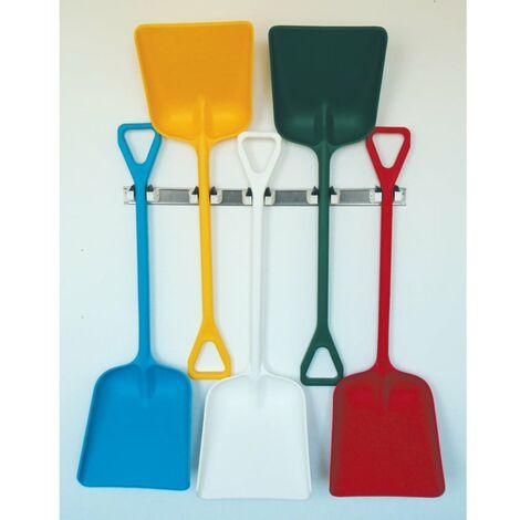 Colour Coded Shovels
