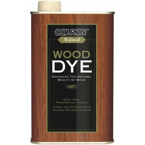 Colron Refined Wood Dye 250ml Indian Rosewood (330148)