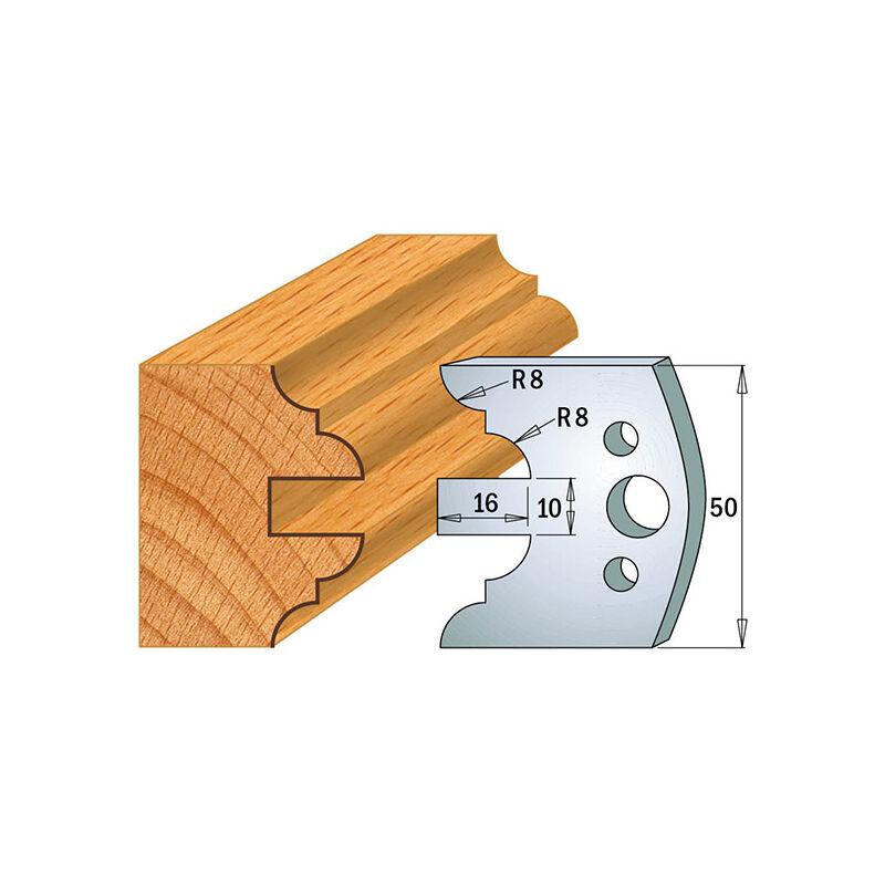 COPPIA COLTELLI SP 50x4mm Accesorios de herramientas eléctricas