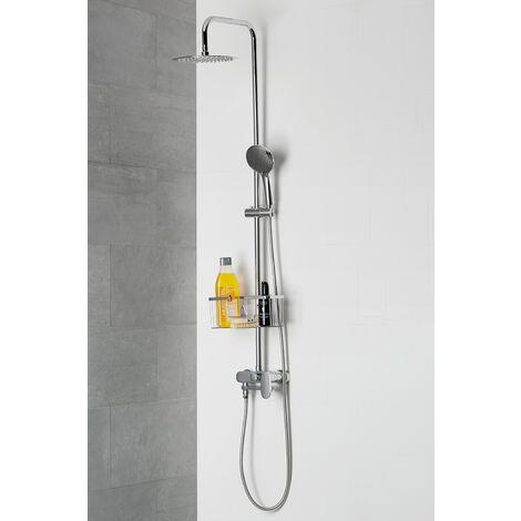 Columna de baño y ducha Wind Blu RD con monomando Summer Spout