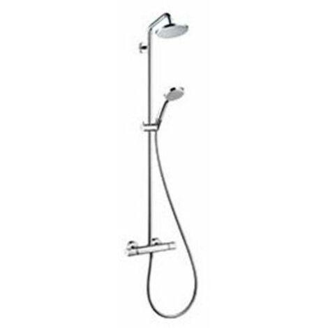 Columna de ducha Croma100 Showerpipe 27169000 de Hansgrohe.ULTIMAS UNIDADES!!!