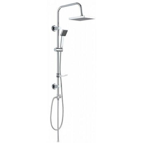 Columna de ducha mango + duchón Fonfría