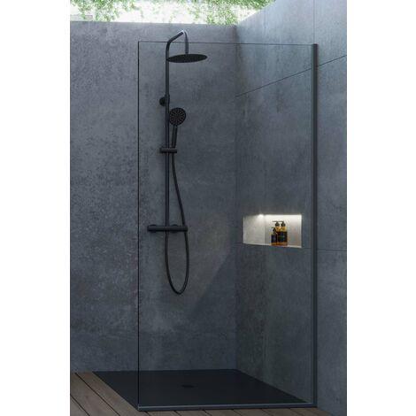 Columna de ducha Nite con termostática Nite
