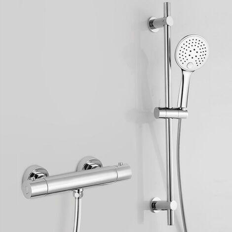 Columna de ducha termostática GUSTO, con tecnología KeepCool®