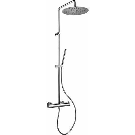 columna de ducha termostática jacuzzi sunset 0SU00199JA02