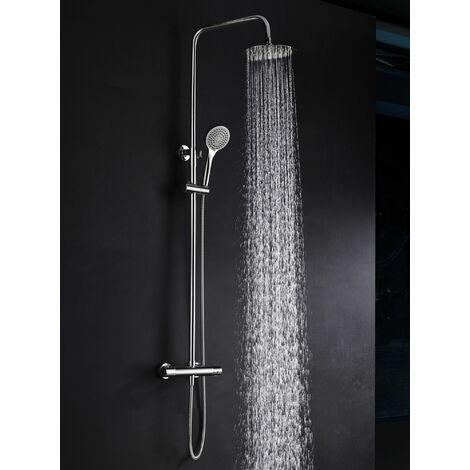 Columna de ducha termostática Serie Creta - IMEX