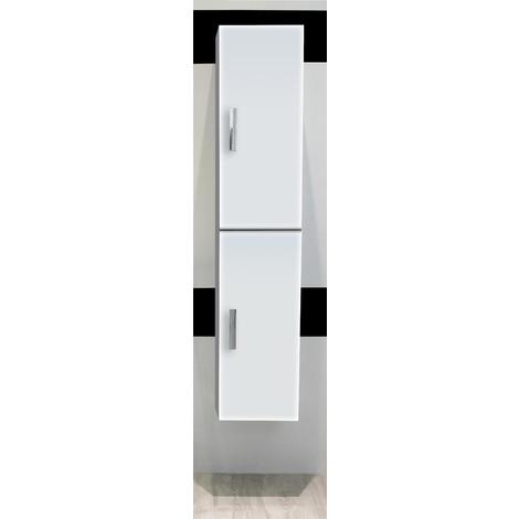 Columna de mueble Nuevo gris Dimensiones : 30X32x144 cm- Aqua+