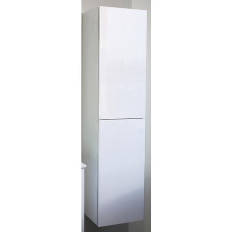 Columna de mueble RONY blanca Dimensiones : 35X35x150 cm- Aqua+