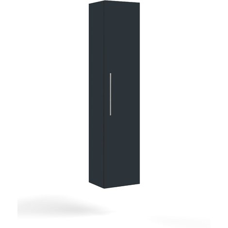 Columna PALLAS MADERA gris Dimensiones : 30x25x135 cm - Aqua +