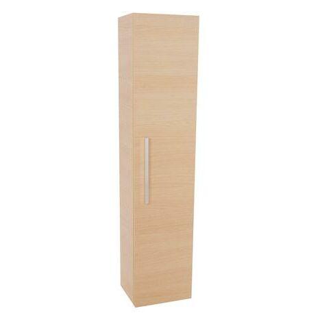 Columna PALLAS MADERA ROBLE Dimensiones : 30x25x135 cm - Aqua +