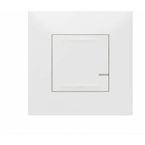 Comando de iluminación inalámbrico blanco Legrand Valena Next 741813