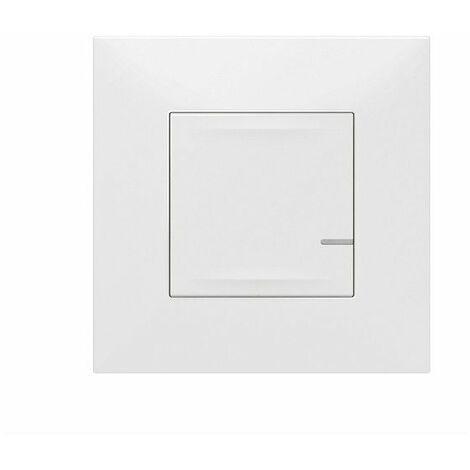 Comando de iluminacion inalambrico Legrand 741813 serie Valena Next with Netatmo color Blanco