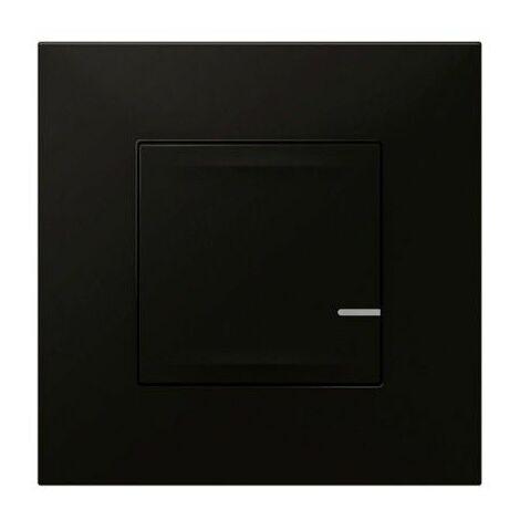 Comando de iluminacion inalambrico Legrand 741873 serie Valena Next with Netatmo color Dark