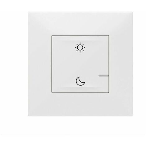 Comando inalambrico dia/noche Legrand 741803 serie Valena Next with Netatmo color Blanco
