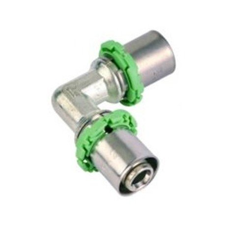 COMAP 720KXX Coude égal (x2) à sertir 90° S7090V - Ø 32x3mm