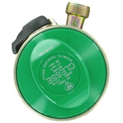 COMAP Détendeur butane clip on D.20 pour bouteilles Twiny, Malice, Elfi, Calypso, Shesha