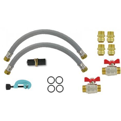 COMAP Kit complet de raccordement pour Centrale de traitement de l'eau Proteo - S900563