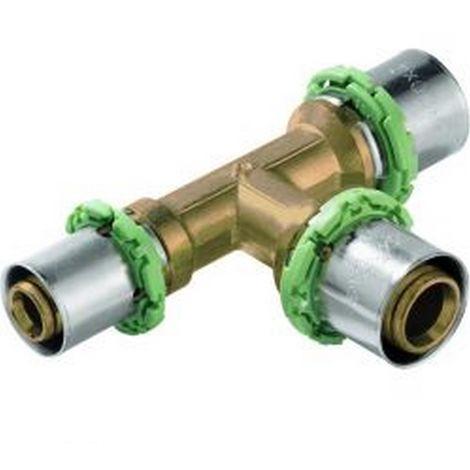Comap S7130R - Reduced T to crimp female to screw SER diameter 40X3,5-26X3-40X3,5