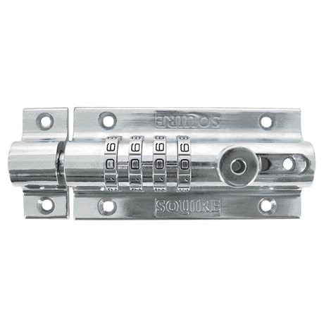 Combi 2 Re-Codeable Locking Bolt 120mm