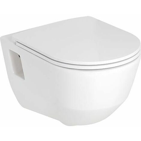 Combi-Pack Laufen PRO WC suspendu + Abattant WC Softclose, amovible, sans rebord
