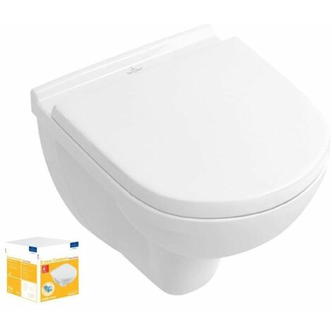 Combi Pack O.NOVO Direct Flush COMPACT - Couleur : BLANC