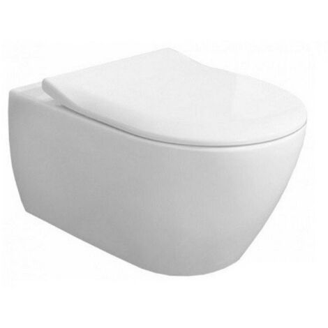 Combi-Pack WC Villeroy & Boch Subway 2.0, DirectFlush, Coloris: Blanc - 5614R201