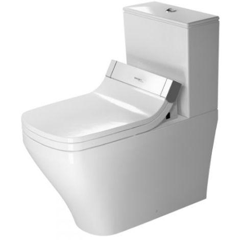 Combinación de inodoro de suelo Duravit DuraStyle para SensoWash®, 215659, color: Blanco con Wondergliss - 21565900001
